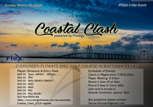 Coastal Clash graphic