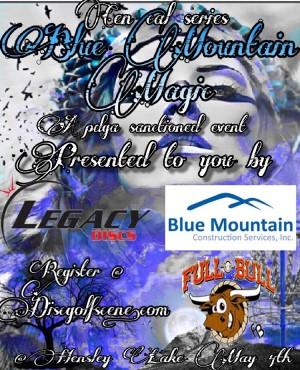 Blue Mountain Magic graphic