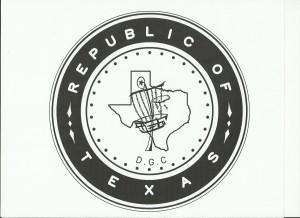 Republic of Texas Inaugural Annual Open graphic