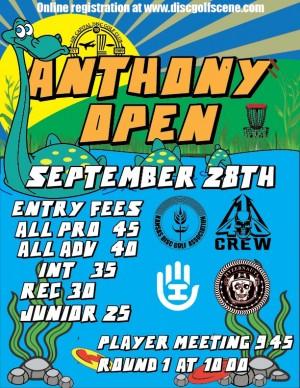 Anthony Open #6 graphic