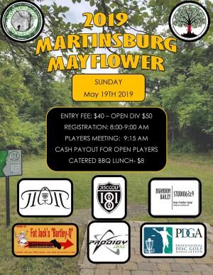 Martinsburg Mayflower I81 DGS #4 graphic