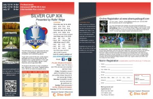 Silver Cup XIX Pro-Advanced presented by DGA and Rollin' Ridge graphic