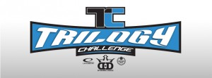2nd Annual Delaware Trilogy Challenge - Sponsored by DiscGolfBoxes.Com graphic