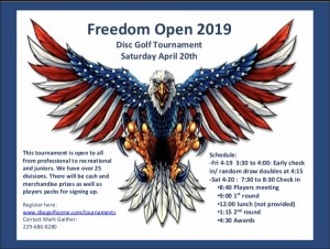 """Freedom Open """"Driven by Innova"""" graphic"""