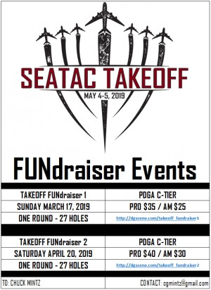 SeaTac Takeoff FUNdraiser 2 graphic