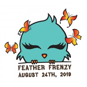 Feather Frenzy Presented by Dellwood Disc Golf graphic