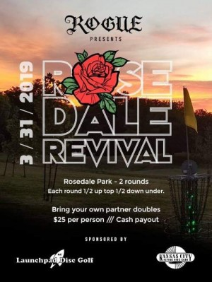 Rogue Presents  Rosedale Revival Sponsored by Launchpad DG graphic
