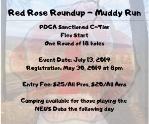 Red Rose Roundup - Muddy Run graphic