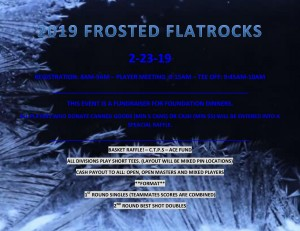 FROSTED FLAT ROCKS 2019 graphic