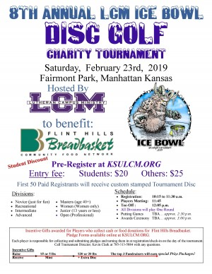 8th Annual LCM Ice Bowl graphic