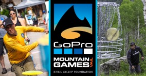 GoPro Mountain Games - Mountain Masters Disc Golf graphic
