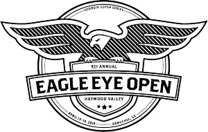 Eagle Eye Open - GSS #3 - 9th Annual graphic