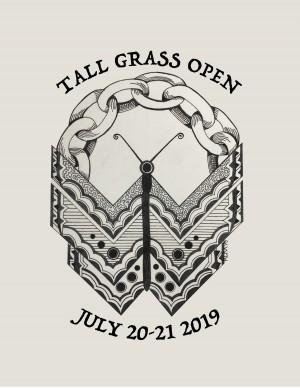 Tall Grass Open graphic