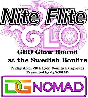 Nite Flite GBO Glow Round graphic