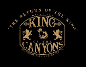 King of The Canyons: The Return of the King graphic