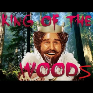King of the Woods - Driven by Innova graphic