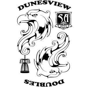 Dunes View Doubles 2019 graphic