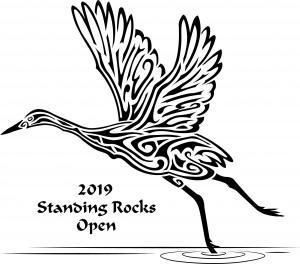 Standing Rocks Open graphic