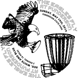 The Eagles Fly at Punderson graphic