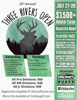 ISS #7: Three Rivers Open presented by BFGoodrich graphic