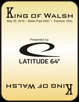 King of Walsh by Latitude 64 graphic