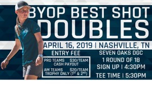 BYOP Doubles w/ Paige Pierce Part 2 graphic