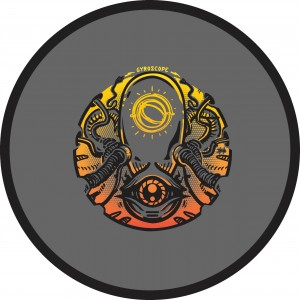 MVP Disc Sports presents GYROscope #4: Glowhick II graphic