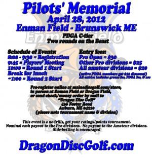 Pilots' Memorial graphic