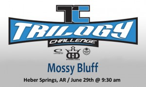 Trilogy Challenge Mossy Bluff & 4th Event of the Quad-Trilogy graphic