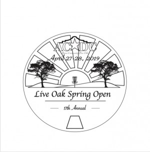Live Oak Spring Open Driven by Innova graphic