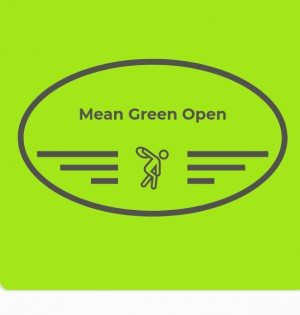 Mean Green Open graphic