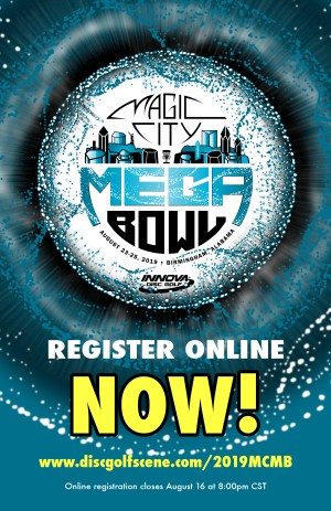 The Magic City Mega Bowl - Driven By Innova graphic