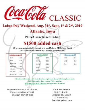 Coca-Cola Classic - Driven by Innova (MA50,MA60,MA3,MA4,FA2,FA3,MJ15) graphic
