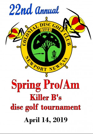 22nd Annual Newport News Spring Pro/Am graphic
