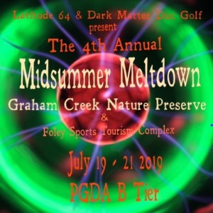 4th Annual Mid Summer Meltdown Presented by Latitude 64 graphic
