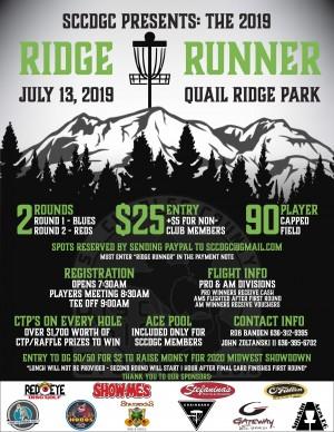 2019 Ridge Runner graphic