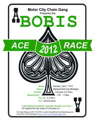 BOBIS Ace Race graphic
