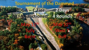 Tournament of the Dammed (Stidham Series) graphic