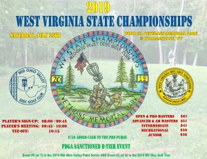 WV State Championships graphic