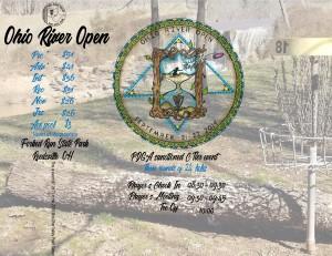 Ohio River Open graphic