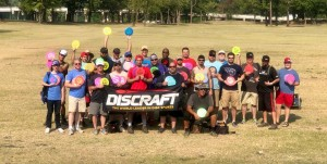 2019 7th Annual DMZ Memphis Discraft Ace Race graphic