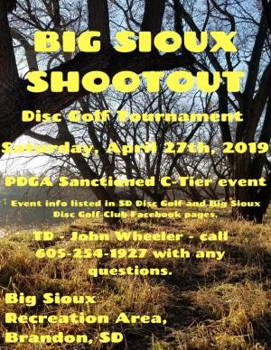 Big Sioux Shootout graphic