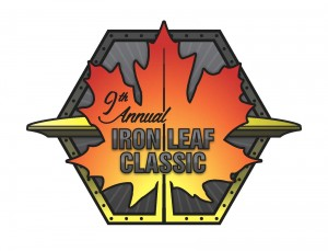 9th Annual Iron Leaf Classic Driven by INNOVA graphic