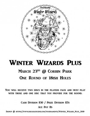 Winter Wizard Plus graphic