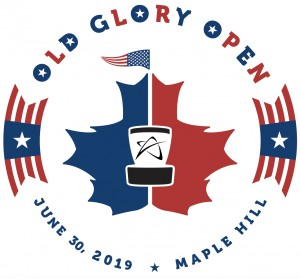 Maple Hill Old Glory Open sponsored by Prodigy Discs graphic