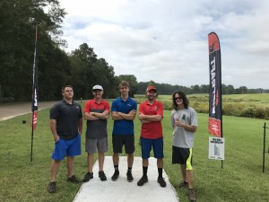 2019 Big Rip Classic Presented by Discraft graphic