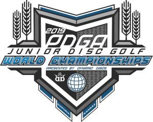 2019 PDGA Junior Disc Golf World Championships graphic