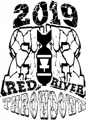 The Red River Throwdown graphic