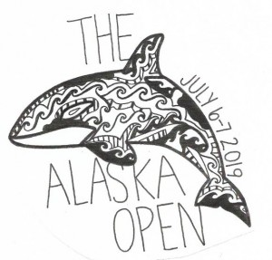 The Alaska Open sponsored by Discraft graphic