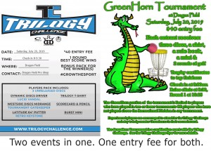 Trilogy Challenge & GreenHorn Tournament graphic